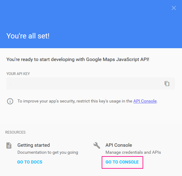 New google maps requirement how to get your google maps - Google map api key console ...