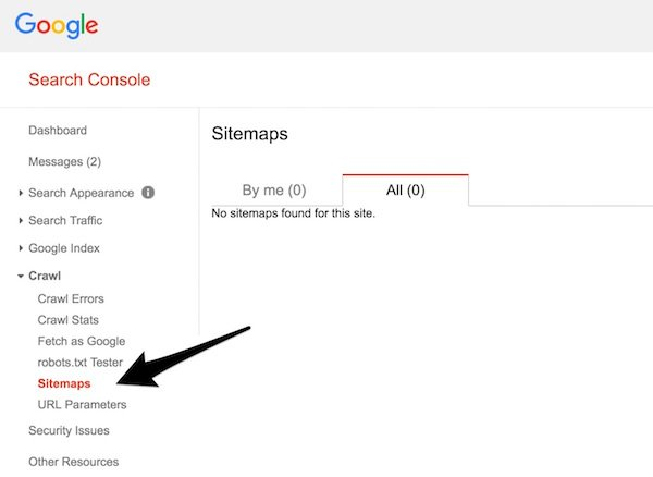 how_to_add_a_sitemap_to_google