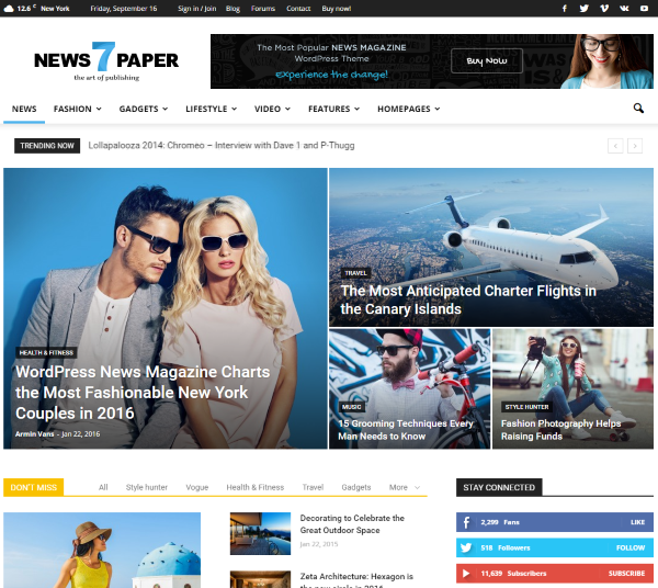 news site template free download - newspaper website layout template software free download