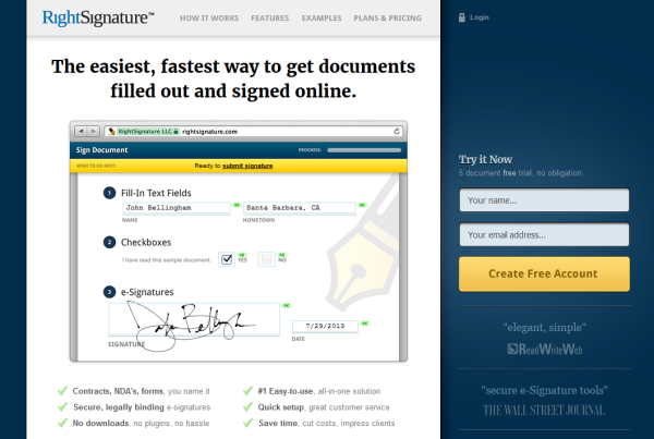 Sign Documents Online: 11 Best eSignature Solutions for