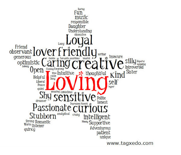 word clouds with Tagxedo