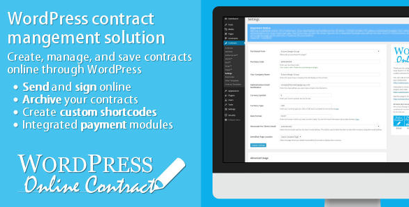 wp-online-contract