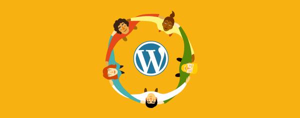 wordpress-community-service