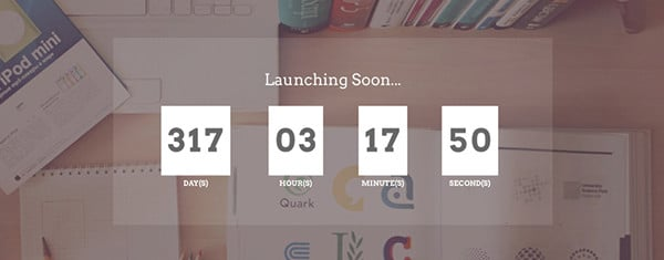 How to Style Divi's Countdown Timer Module with Simple Elegance