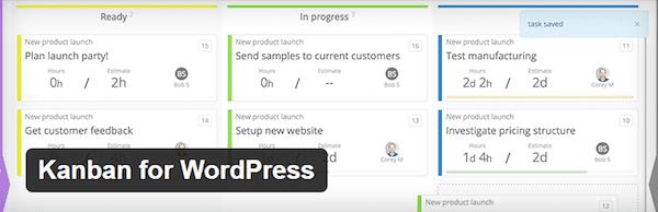 kanban-for-wordpress