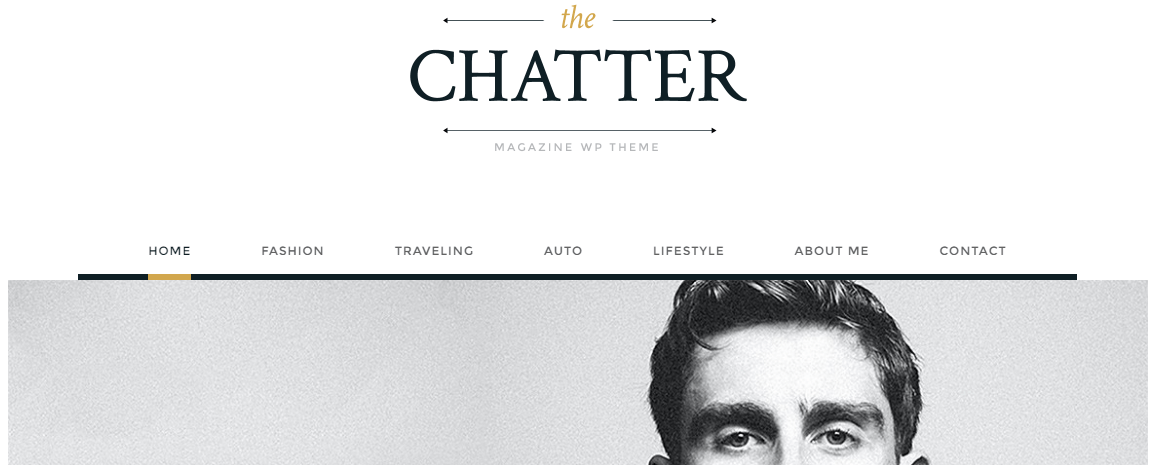 The Chatter theme.