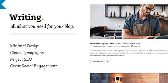 30 Best WordPress Themes for Bloggers in 2016 | Elegant Themes Blog