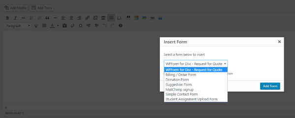 adding-the-form-to-a-page-or-post-4