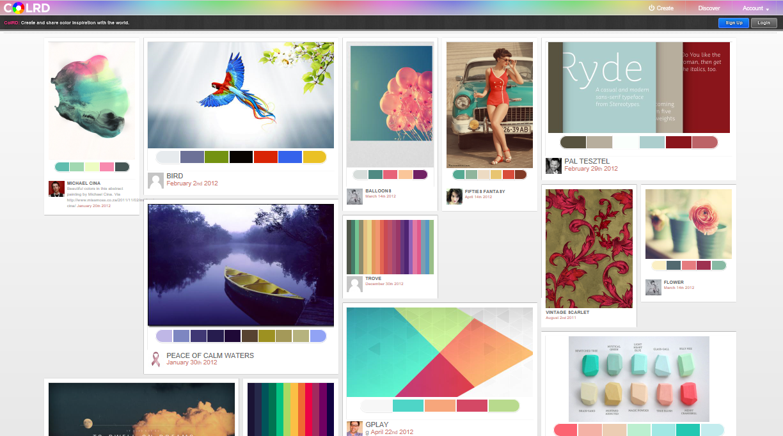 19 Color Palette Generators That Make Web Design Easier | Elegant