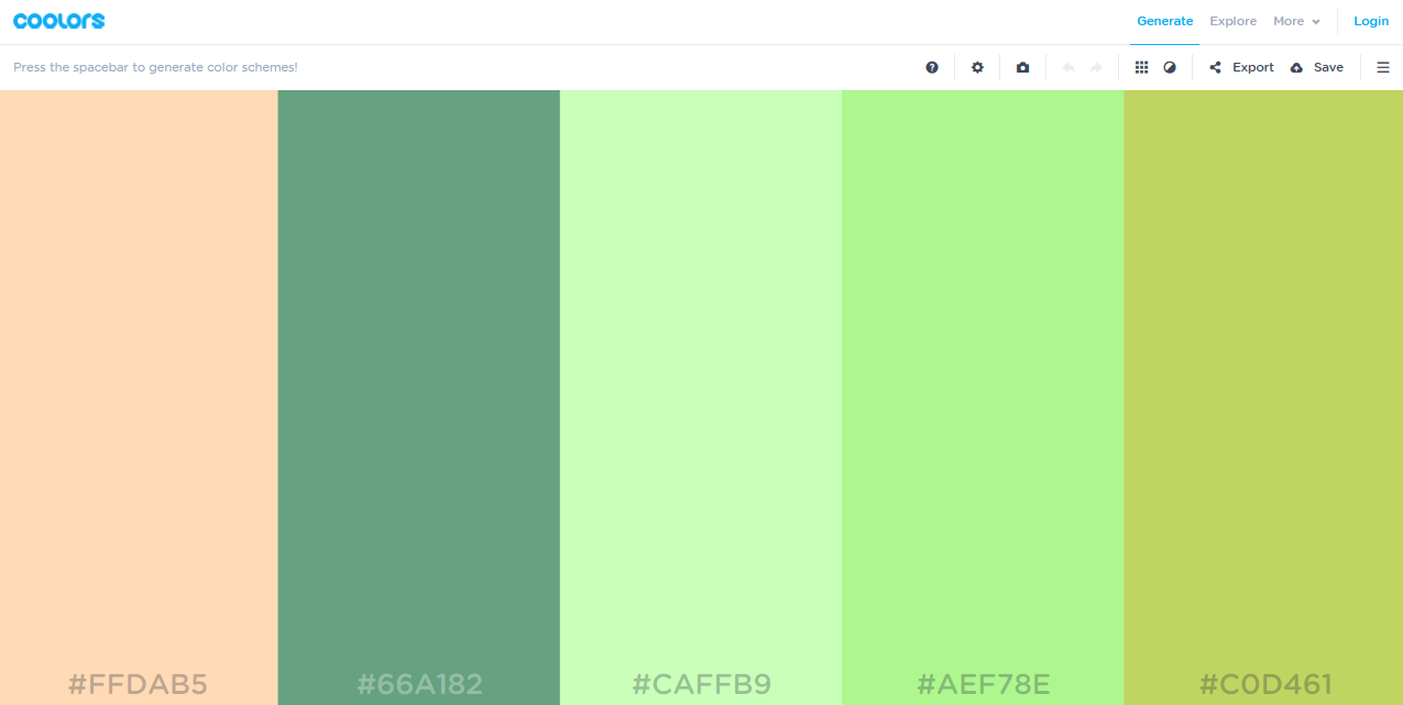 Pin It on Pinterest. Elegant Themes. 19 Color Palette Generators That Make  Web Design Easier