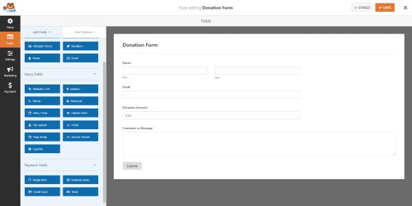 donation-form