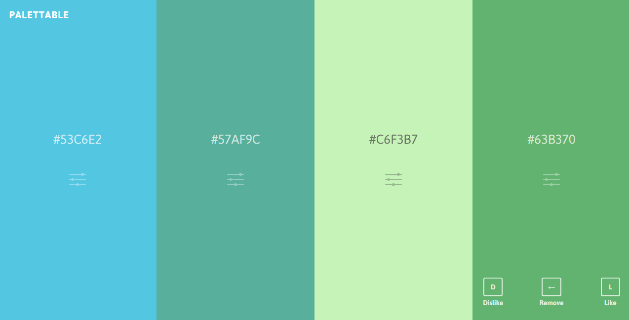 19 Color Palette Generators That Make Web Design Easier | Elegant ...