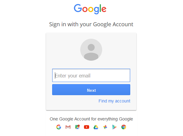 how to sign into google play