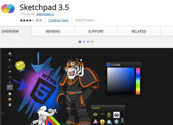Sketchpad 3.5.