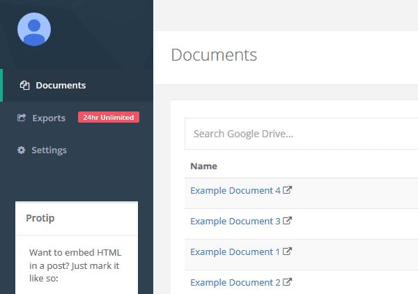 wordable-dashboard