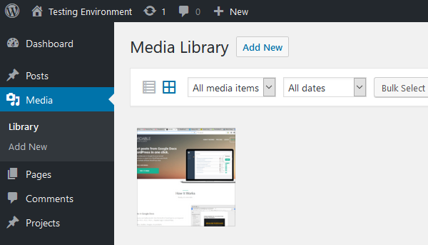 wordable-media-library