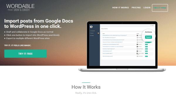 wordable-website