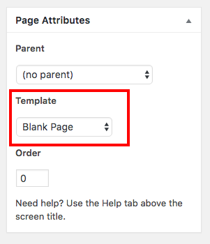 blank-page-template