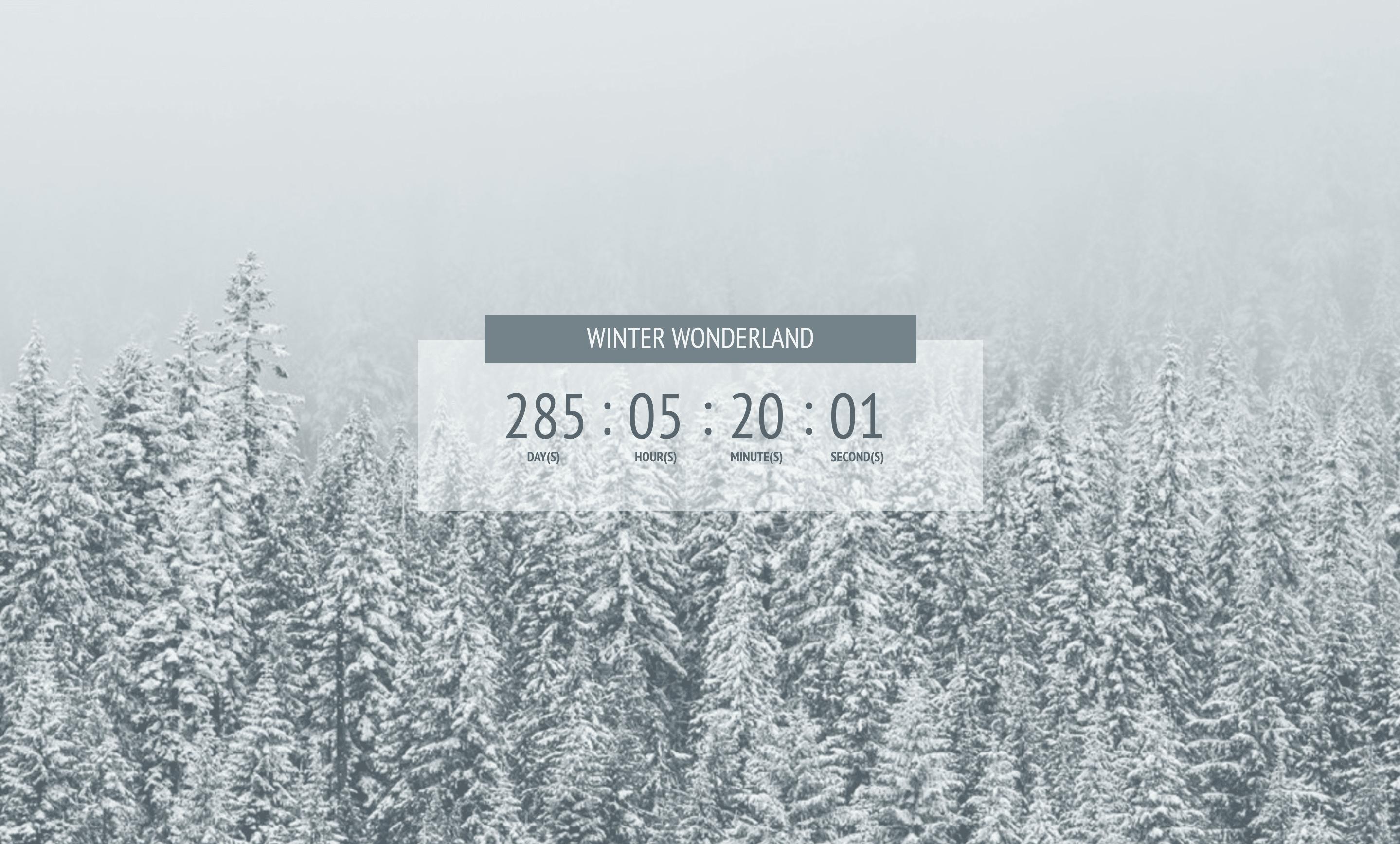 gorgeous-transparent-countdown-timer-divi