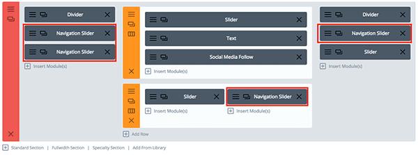 navigation-sliders