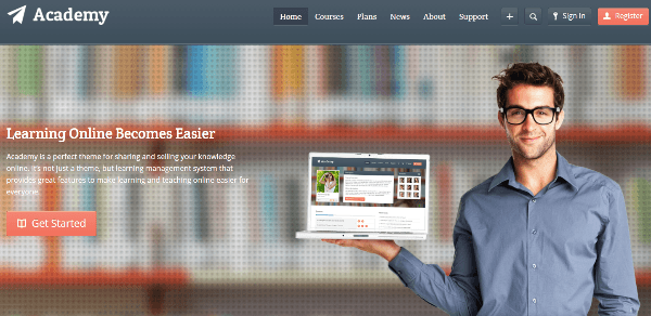 25+ Best WordPress Themes for Educational Institutions in 2016 ...