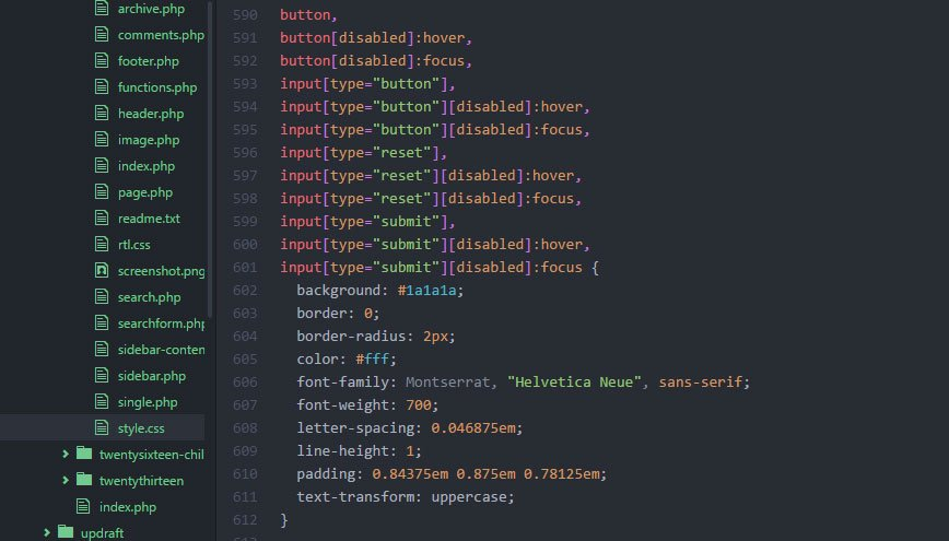 atom syntax highlight