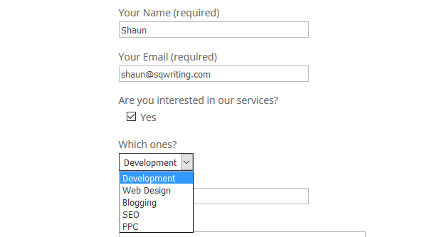 contact-form-7-conditional-field-triggered