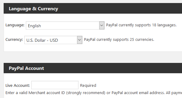 contact-form-7-paypal-configuration-screen