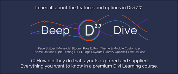 divi 3.0 tutorial pdf