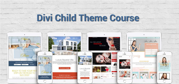 The 8 best divi ecourses for those looking to dig deeper - Divi child theme ...