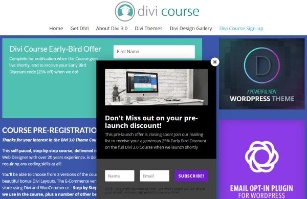 divi-course