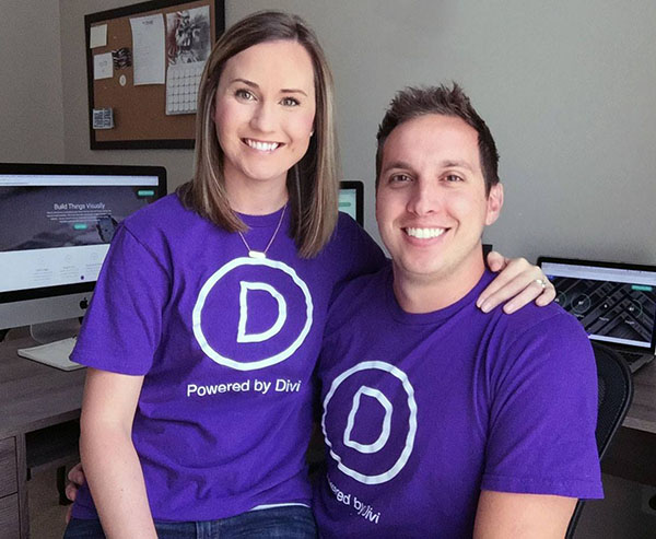 Members of the Divi Nation Meetup Group attending WordCamp US will get a free Divi Nation T-Shirt