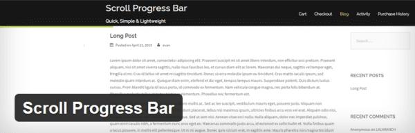 scroll-progress-bar