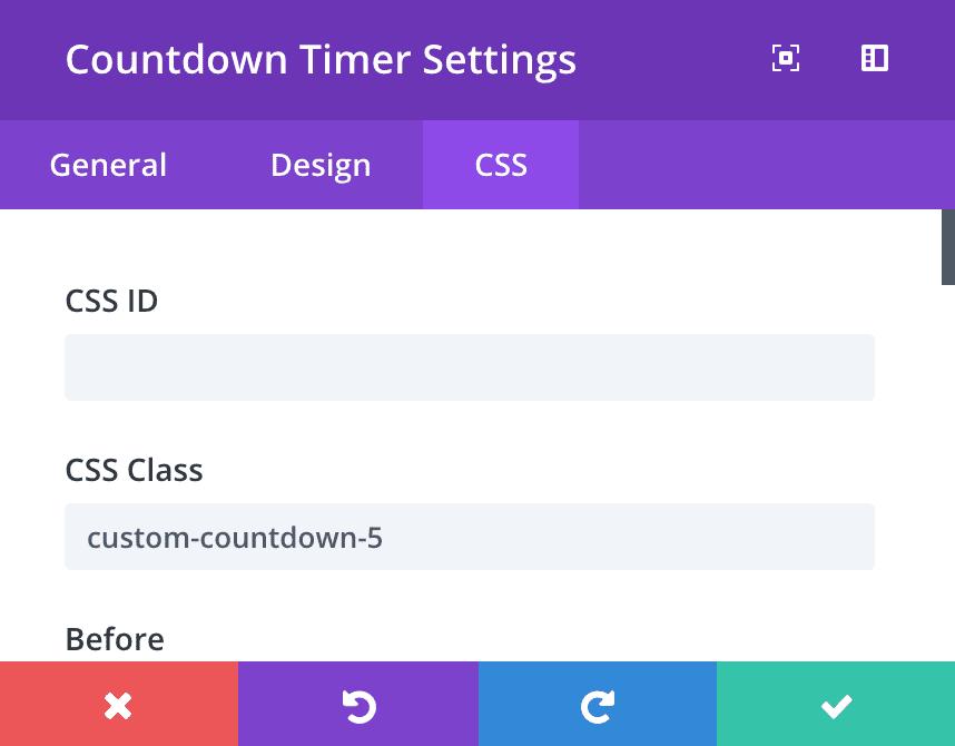 countdown-timer-module-custom-css-classes
