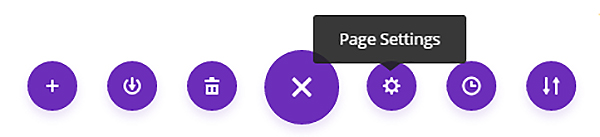 page-settings