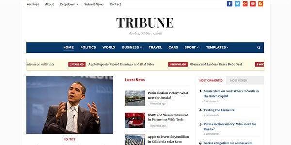 tribune