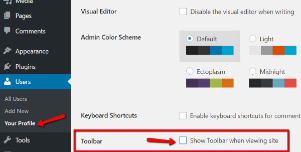 turn-off-wordpress-admin-toolbar1