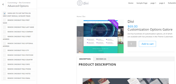 divi-commerce-divi-customizer-advanced-options