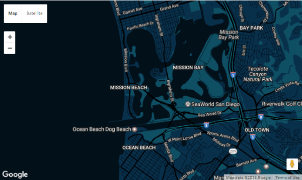 Divi plugin highlight map extended module divi theme news - Divi map module ...
