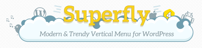 The Superfly header