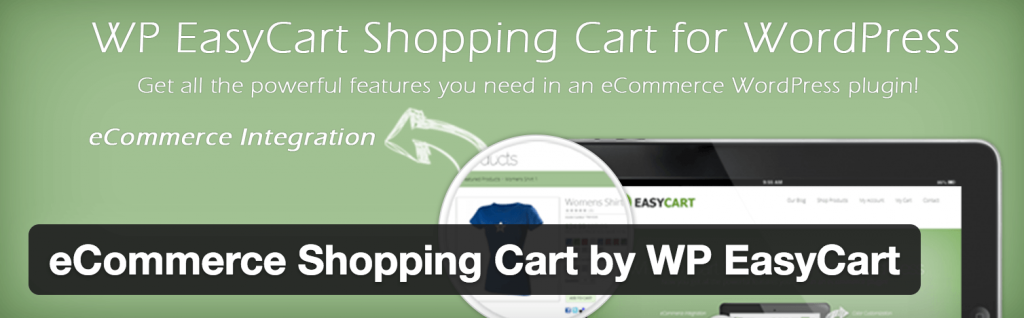 The WP Easy Cart plugin.