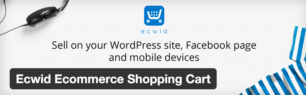 The Ecwid plugin.