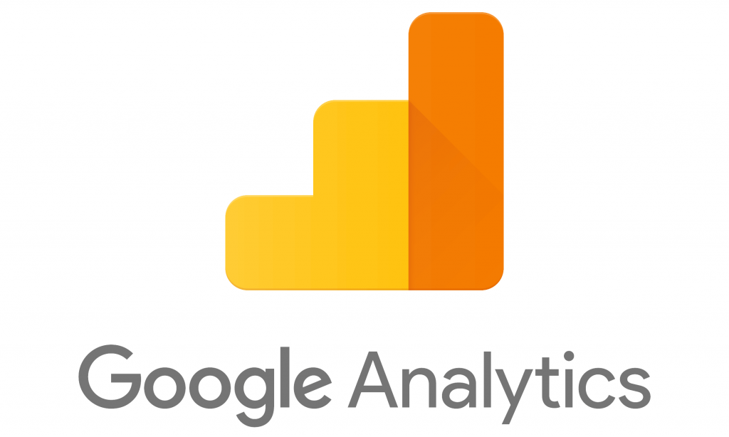 The Google Analytics logo.