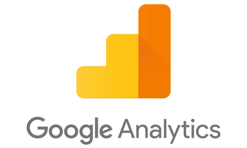 The Google Analytics logo.