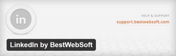 LinkedIn by BestWebSoft