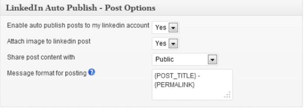 LinkedIn Auto Publish
