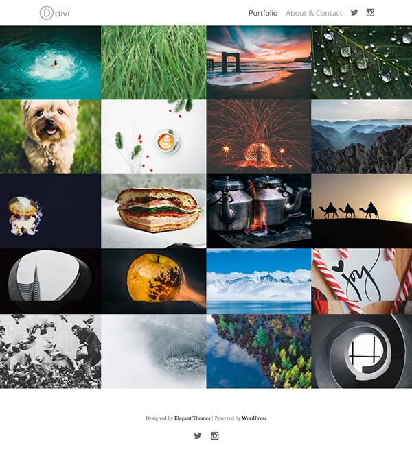 minimal-portfolio-homepage