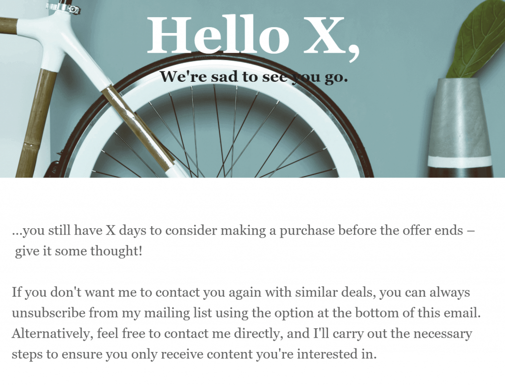 follow up email examples
