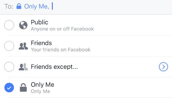 Facebook live for web designers