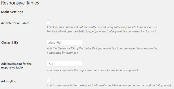 How to Create Responsive Tables in WordPress | Elegant Themes Blog
